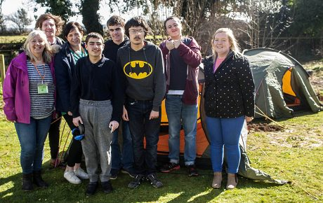 Three Bridges students complete DofE for first time